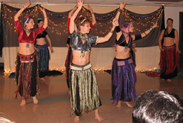 Tribal Spirit Performs