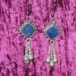 Kuchi Lapis Earrings
